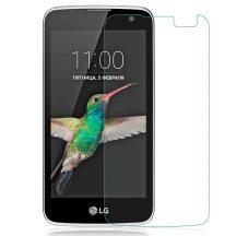 LG K4 kijelzővédő fólia képernyővédő kijelző védő védőfólia screen protector H830 Optimus