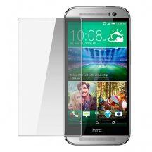 HTC One 2 M8 karcálló edzett üveg fólia Tempered Glass