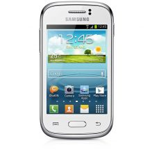 Samsung Galaxy Young kijelzővédő fólia képernyővédő kijelző védő védőfólia S6310