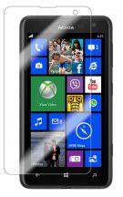 Nokia LUMIA 625 kijelzővédő fólia képernyővédő kijelző védő védőfólia kristálytiszta
