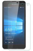 Microsoft Windows Phone 650  kijelzővédő fólia képernyővédő kijelző védő védőfólia Nokia LUMIA 650 kristálytiszta