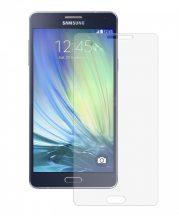 Samsung Galaxy A7 karcálló edzett üveg Tempered Glass kijelzőfólia kijelzővédő fólia kijelző védőfólia eddzett