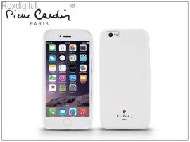 Apple iPhone 6 hátlap - white