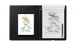 Wacom Bamboo Folio Small digitalizáló tábla okos jegyzetfüzet / CDS-610G /