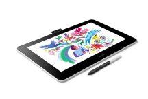 Wacom One 13 FHD Fekete Pen táblamonitor rajztábla digitális tábla digitalizáló tábla / DTC133W0B /