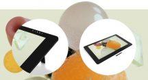 Wacom Cintiq Pro 32 Fekete Pen & Touch táblamonitor rajztábla digitális tábla digitalizáló tábla / DTH-3220 /