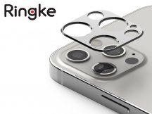 Ringke Camera Sytling hátsó kameravédő borító - Apple iPhone 12 Pro - silver