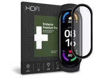 HOFI Hybrid Glass üveg képernyővédő fólia - Xiaomi Mi Smart Band 6 - black