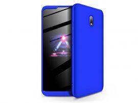 Xiaomi Redmi 8A hátlap - GKK 360 Full Protection 3in1 - kék
