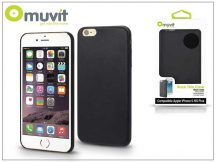 Apple iPhone 6 Plus/6S Plus hátlap - Muvit Back Thin Case - black