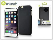 Apple iPhone 6 Plus/6S Plus hátlap - Muvit ThinGel - black