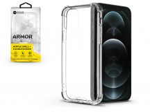Apple iPhone 12/12 Pro szilikon hátlap - Roar Armor Gel - transparent