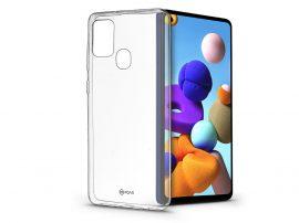 Samsung A217F Galaxy A21s szilikon hátlap - Roar All Day Full 360 - transparent