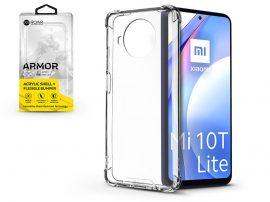 Xiaomi Mi 10T Lite 5G szilikon hátlap - Roar Armor Gel - transparent