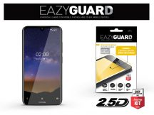 Nokia 2.2 gyémántüveg képernyővédő fólia - Diamond Glass 2.5D Fullcover - fekete