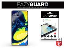 Samsung A805F Galaxy A80 képernyővédő fólia - 2 db/csomag (Crystal/Antireflex HD)