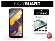 LG K22 LM-K200E képernyővédő fólia - 2 db/csomag (Crystal/Antireflex HD)