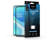 OnePlus 8T edzett üveg képernyővédő fólia - MyScreen Protector Diamond Glass Lite Edge Full Glue - black