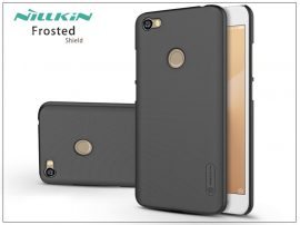 Xiaomi Redmi Note 5A/Note 5A Prime hátlap képernyővédő fóliával - Nillkin Frosted Shield - fekete