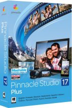 Avid Corel Pinnacle Studio Plus 17 (PNST17PLMLEU)