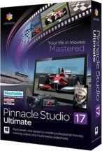Avid Corel Pinnacle Studio Ultimate 17 (PNST17ULMLEU)