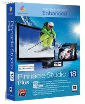 Avid Corel Pinnacle Studio 18 Plus (PNST18PLMLEU)