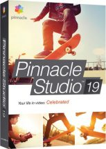 Avid Corel Pinnacle Studio 19 Standard (PNST19STMLEU)