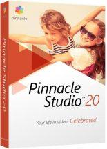 Corel Pinnacle Studio 20 Standard (PNST20STMLEU)