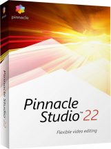 Corel Pinnacle Studio 22 Standard (PNST22STMLEU)