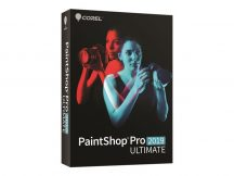 Corel PaintShop Pro 2019 ULTIMATE ML Mini doboz PSP2019ULMLMBEU