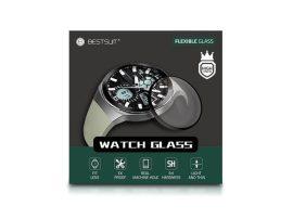 Apple Watch Series 6 (44 mm) üveg képernyővédő fólia - Bestsuit Flexible Nano Glass 5H