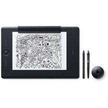 Wacom Intuos Pro L Paper Edition Large 2017 Fekete Pen & Touch rajztábla digitális tábla digitalizáló tábla / PTH-860P-N /