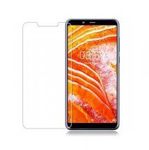 Nokia 3.1 Plus karcálló edzett üveg Tempered glass kijelzőfólia kijelzővédő fólia kijelző védőfólia