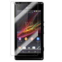 Sony Xperia M kijelzővédő fólia képernyővédő kijelző védő védőfólia C1904/C1905