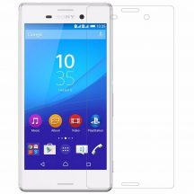 Sony Xperia M4 Aqua kijelzővédő fólia képernyővédő kijelző védő védőfólia screen protector E2303
