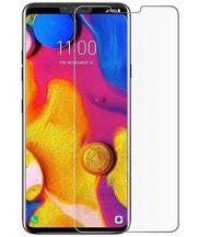 LG V40 karcálló edzett üveg Tempered glass kijelzőfólia kijelzővédő fólia kijelző védőfólia