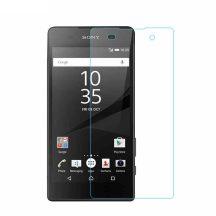 Sony Xperia E5 karcálló edzett üveg Tempered glass kijelzőfólia kijelzővédő fólia kijelző védőfólia