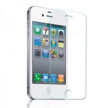 Apple iPhone 4 4S karcálló edzett üveg tempered glass kijelzőfólia kijelzővédő fólia kijelző védőfólia