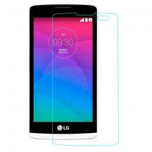 LG Optimus LEON kijelzővédő fólia képernyővédő kijelző védő védőfólia screen protector H340N