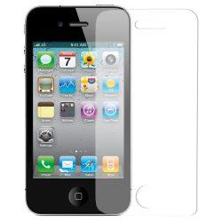 Apple Iphone 4 4S kijelzővédő fólia védőfólia kijelző kijelzővédő