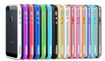Apple iPhone 5 5S SE telefontok BUMPER tok  mobil védőtok mobiltelefon okostelefon