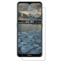 Nokia 2.4 karcálló edzett üveg Tempered glass kijelzőfólia kijelzővédő fólia kijelző védőfólia