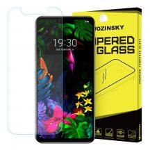 LG G8 ThinQ karcálló edzett üveg Tempered glass kijelzőfólia kijelzővédő fólia kijelző védőfólia