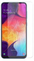 Samsung Galaxy A50 (A30 A30s A50s M30) karcálló edzett üveg Tempered Glass kijelzőfólia kijelzővédő fólia kijelző védőfólia eddzett