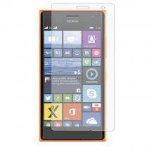 Nokia LUMIA 735 kijelzővédő fólia védőfólia kijelző védő