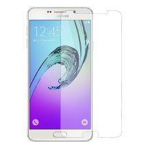 Samsung Galaxy A7 2016 karcálló edzett üveg Tempered Glass kijelzőfólia kijelzővédő fólia kijelző védőfólia eddzett