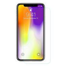 Apple iPhone XS MAX karcálló edzett üveg tempered glass kijelzőfólia kijelzővédő védőfólia kijelző