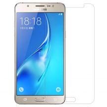 Samsung Galaxy J7 2016 J710 karcálló edzett üveg Tempered Glass kijelzőfólia kijelzővédő fólia kijelző védőfólia