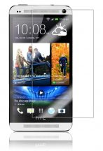 HTC One  M7 kijelzővédő fólia képernyővédő kijelző védő védőfólia kristálytiszta