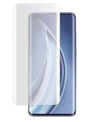 Xiaomi Mi 10 / Mi 10 Pro karcálló edzett üveg HAJLÍTOTT TELJES KIJELZŐS Tempered Glass kijelzőfólia kijelzővédő fólia kijelző védőfólia eddzett UV kötésű